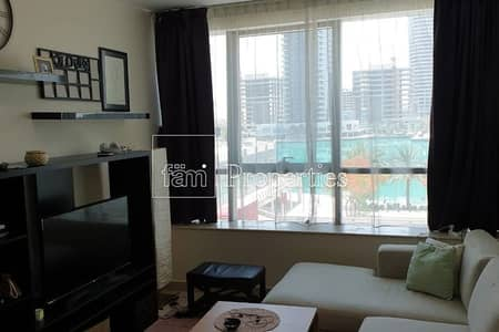1 Bedroom Flat for Rent in Jumeirah Lake Towers (JLT), Dubai - Unfurnished | Kitchen Appliances | Lake View