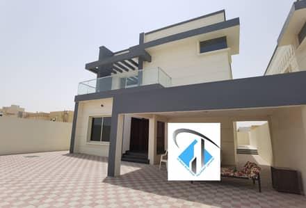 فیلا 5 غرف نوم للبيع في المويهات، عجمان - فيلا تملك حر  بمساحة بناء كبيره  بجانب مسجد في منطقه المويهات .
