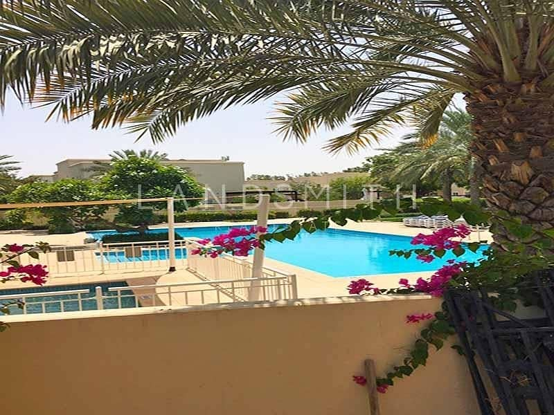 Exclusive Corner 4BR plus Study Villa next to Pool