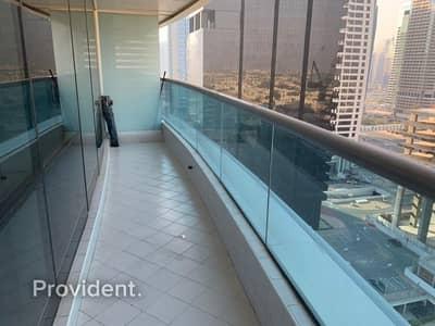 شقة 1 غرفة نوم للايجار في أبراج بحيرات الجميرا، دبي - Bright and Spacious unit | Chiller Free