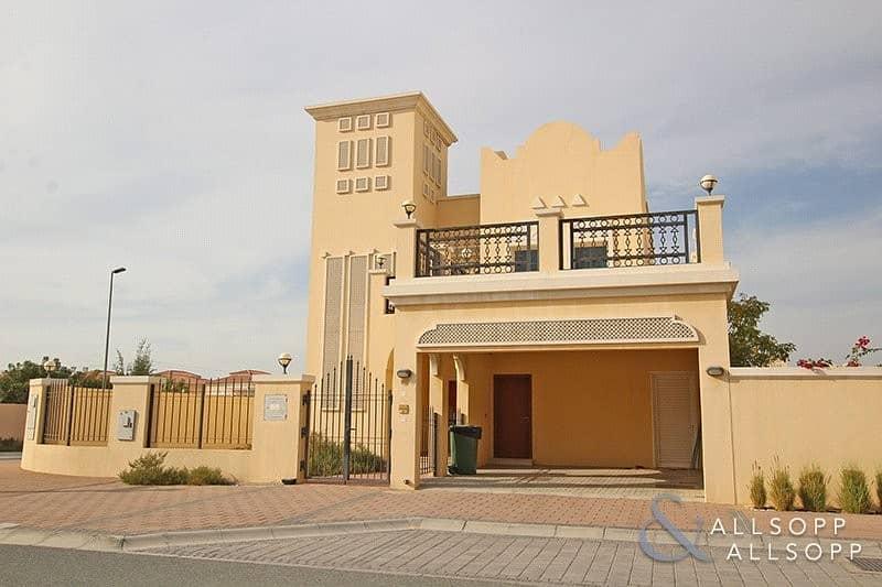 Large Two Bedrooms Villa | Corner Plot
