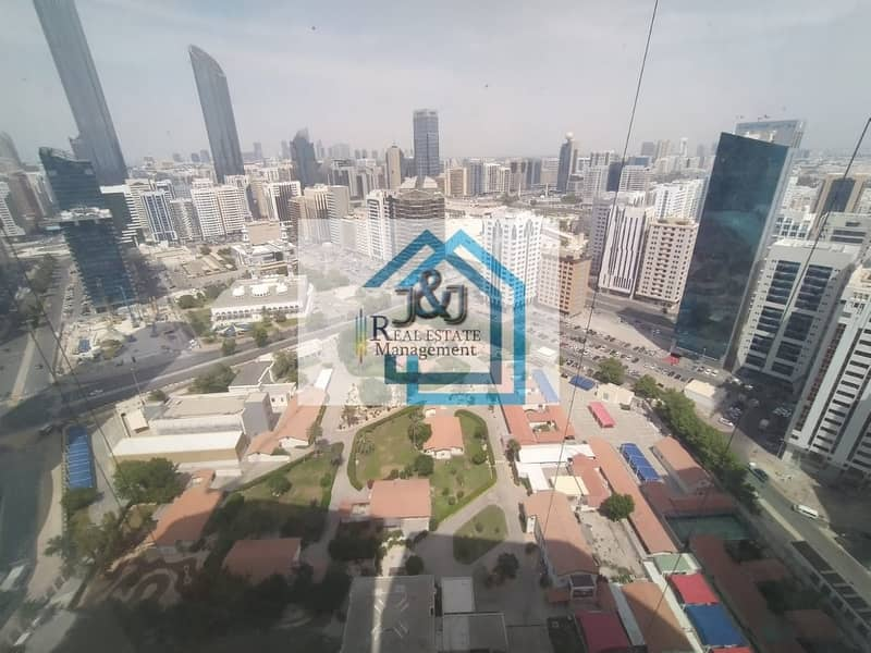 Amazing 4 Bedroom with Maid room and balcony Apartment in Al Corniche