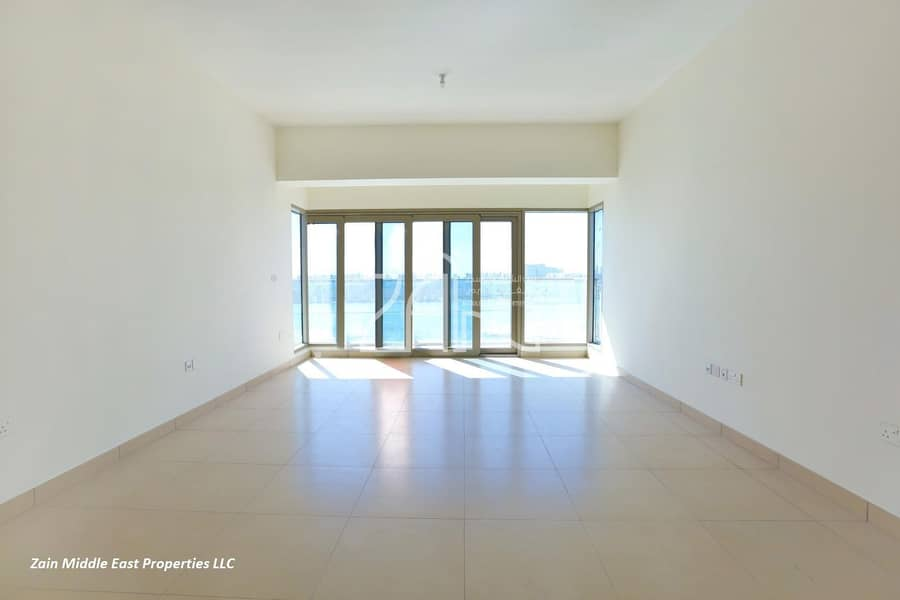 2 Hot Offer Bright 3+M Apt Full Sea View with Balcony