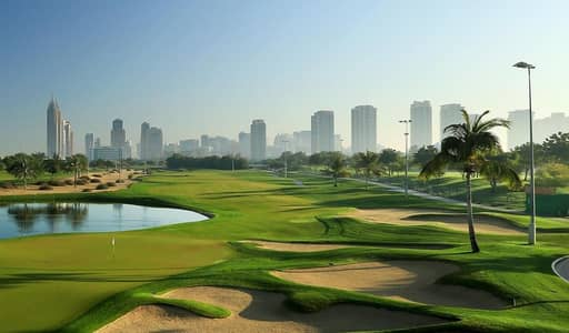 فیلا 4 غرف نوم للبيع في دبي الجنوب، دبي - GOLF COURSE STANDALONE| 7 YRS PAYMENT PLAN