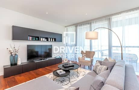 3 Bedroom Apartment for Rent in Jumeirah, Dubai - Stylish Furniture