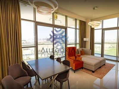 2 Bedroom Apartment for Sale in DAMAC Hills (Akoya by DAMAC), Dubai - Golf Course & pool Views  in  Golf Veduta @ Damac Hills
