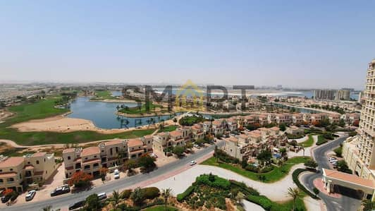 Studio for Rent in Al Hamra Village, Ras Al Khaimah - Cheap Studio | Lagoon View | Furnished | High-Floor