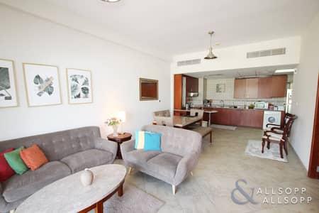 فلیٹ 1 غرفة نوم للبيع في موتور سيتي، دبي - 1 Bed  |  Garden View | Vacant | Balcony