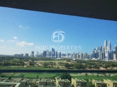 شقة 2 غرفة نوم للبيع في ذا فيوز، دبي - Full Golf View | 01 Series| 2BR  Plus Study