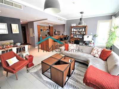 فلیٹ 2 غرفة نوم للبيع في دبي مارينا، دبي - Unique | Upgraded Interior | Vacant