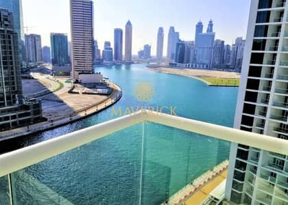 فلیٹ 1 غرفة نوم للبيع في الخليج التجاري، دبي - Brand New 1Bed   Full Canal View   Fully Furnished