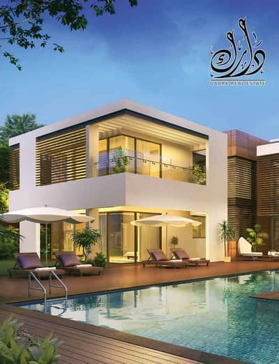 luxury villa,with canal view. own it now