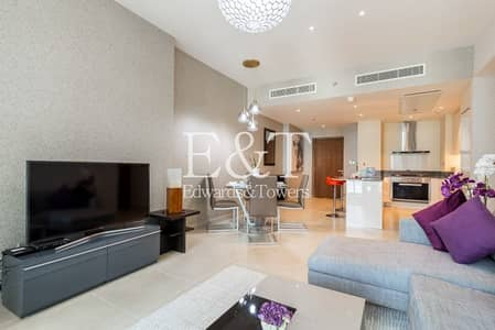 2 Bedroom Flat for Rent in Dubai Marina, Dubai - King Size 2BR | Utility Bills Included | Furnished