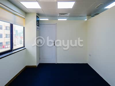 مکتب  للايجار في بر دبي، دبي - مکتب في الرفاعة بر دبي 18000 درهم - 4516399