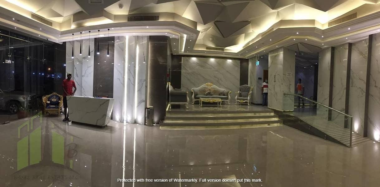 شقة في برج عايدة النعيمية 3 النعيمية 1 غرف 27000 درهم - 4623441