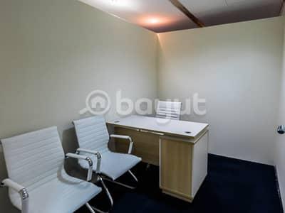 مکتب  للايجار في بر دبي، دبي - مکتب في الرفاعة بر دبي 5000 درهم - 4523482