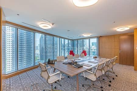 مکتب  للبيع في الخليج التجاري، دبي - Stunning Office |Fitted & Partitioned |Opal Tower