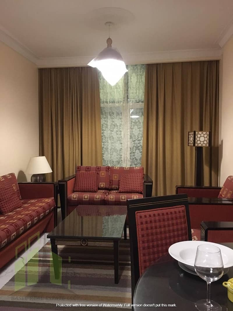 شقة في برج عايدة النعيمية 3 النعيمية 2 غرف 35000 درهم - 4623462