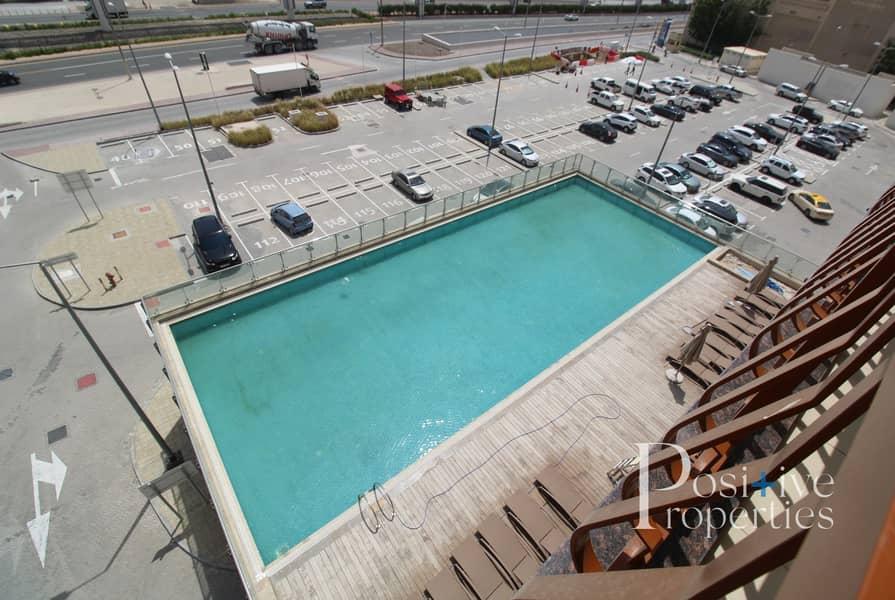 10 High Floor | Palm Views | Premium Location