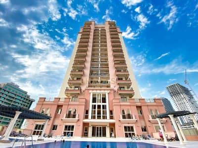 شقة 1 غرفة نوم للبيع في مدينة دبي الرياضية، دبي - Large 1BR Apartment in Venetian for SALE