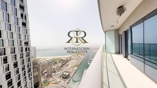 1 Bedroom Apartment for Rent in Dubai Marina, Dubai - With 360 Video Tour | Luxurious Furnished 1 Bedroom High Floor