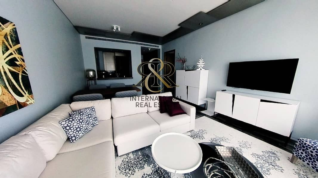 2 With 360 Video Tour   Luxurious Furnished 1 Bedroom High Floor