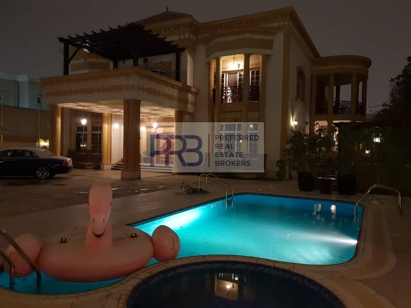 2 Luxury 5 Br Villa Al Barsha 2 / Big Garden/ Swimming  Pool