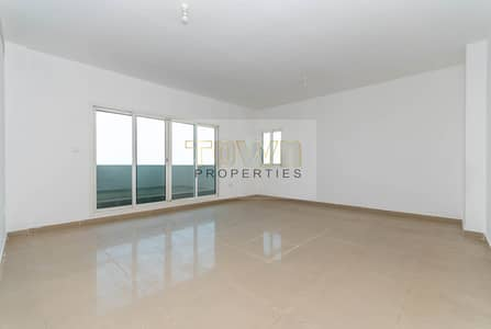 3 Bedroom Flat for Rent in Al Reef, Abu Dhabi - Hot Deal! Spacious 3 BR with Maid room + Balcony
