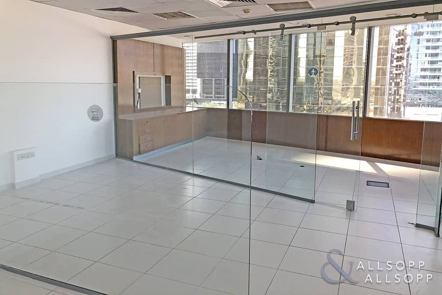 10 Silver Tower | Fitted Office | Partitioned