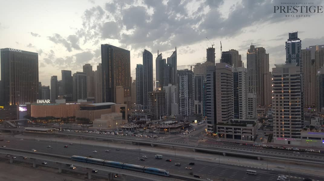 17 Beautifully Furnished 1bed for Rent in Saba Tower JLT