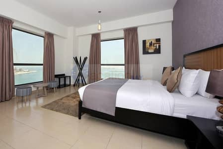 Perfect Sea View Luxury 3BR With Maids Room