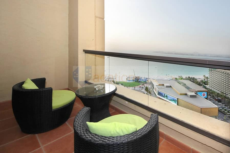 43 Perfect Sea View Luxury 3BR With Maids Room