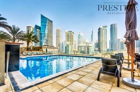 شقة 3 غرف نوم للبيع في دبي مارينا، دبي - Exclusive Cheapest in the Market   3 Bedroom   Dubai Marina
