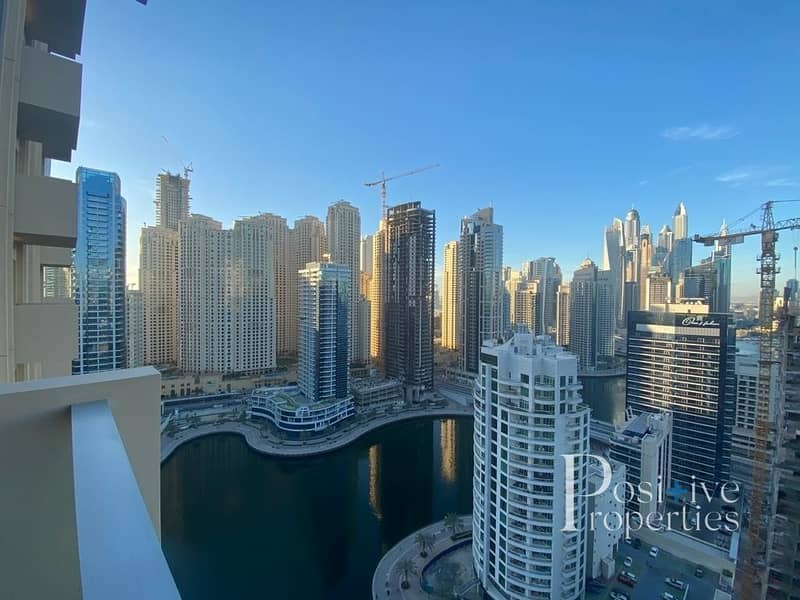 Amazing 1BR |  880 sq ft  | Fully furnished | Marina View