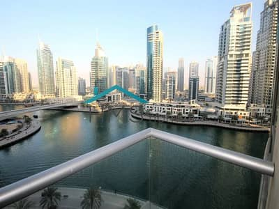 1 Bedroom Apartment for Sale in Dubai Marina, Dubai - Exclusive | Full Marina View | Vacant