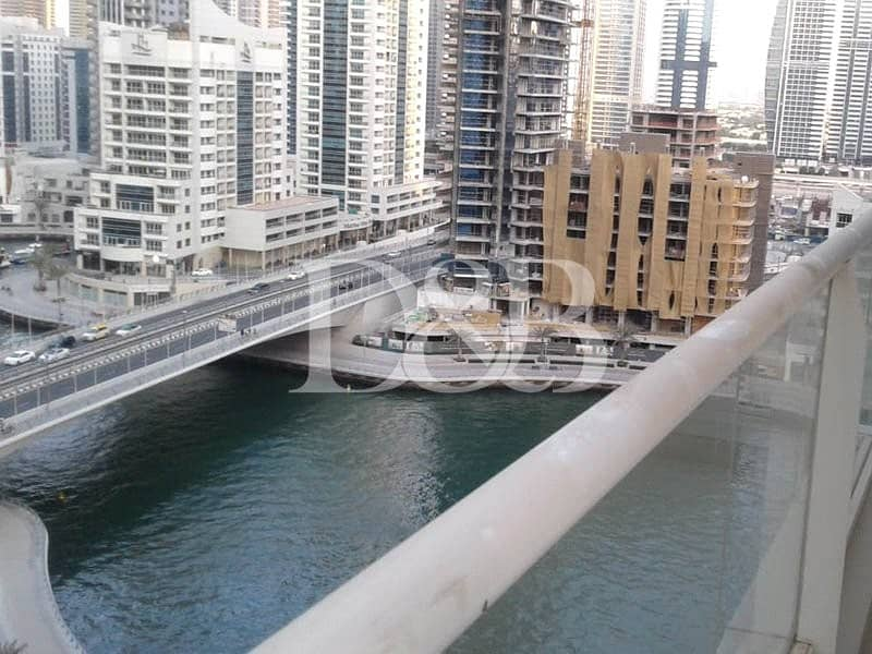 Stunning Marina View | 2 BR on High Floor