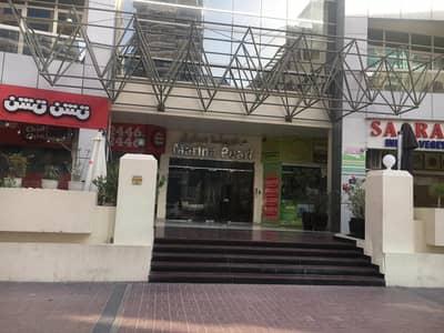 استوديو  للايجار في دبي مارينا، دبي - شقة في لؤلؤة المارينا دبي مارينا 40000 درهم - 4624243