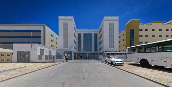 سكن عمال  للايجار في مجمع دبي للاستثمار، دبي - Best Deal!! Well-Maintained Full Camp for Rent in DIP 2