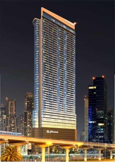 شقة فندقية 1 غرفة نوم للبيع في الخليج التجاري، دبي - 8% p.a. gross rental guarantee for 5 years  in Dubai  Business Ba