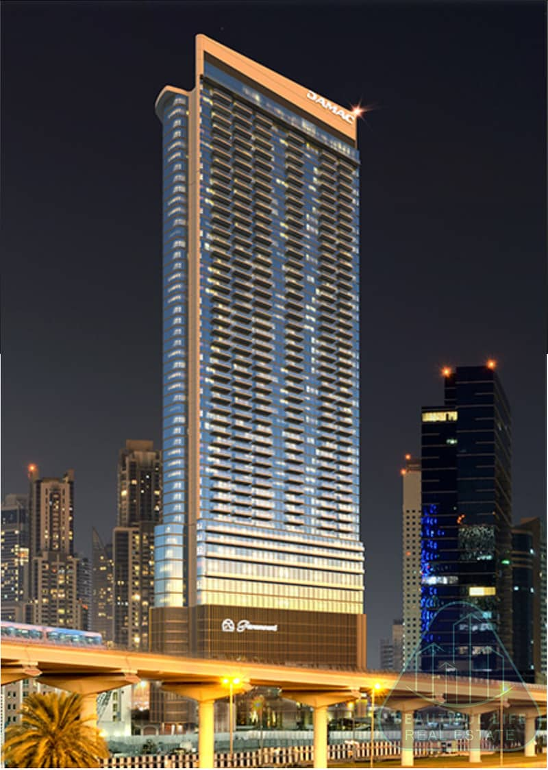 8% p.a. gross rental guarantee for 5 years  in Dubai  Business Ba