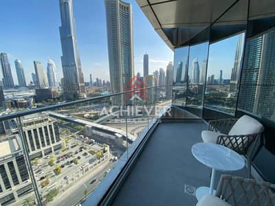 2 Bedroom Flat for Sale in Downtown Dubai, Dubai - Brand New 2 Bed with Stunning Full Burj View