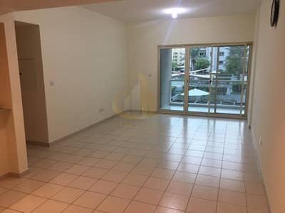فلیٹ 1 غرفة نوم للايجار في الروضة، دبي - Full Pool View | Chiller Free | Spacious Layout | Al Ghozlan 2
