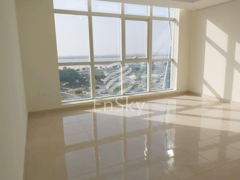 2 Full Sea View 1BHK Apartment  in Corniche Area