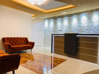 FURNISHED AND SERVICED OFFICE FOR RENT IN BUSINESS BAY