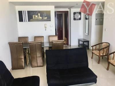2 Bedroom Apartment for Rent in Al Hamra Village, Ras Al Khaimah - Stunning | 2 BR - SeaView | Royal Breeze