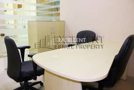 Office for Rent in Corniche Area, Abu Dhabi - No Commission! Well Maintained Office Space