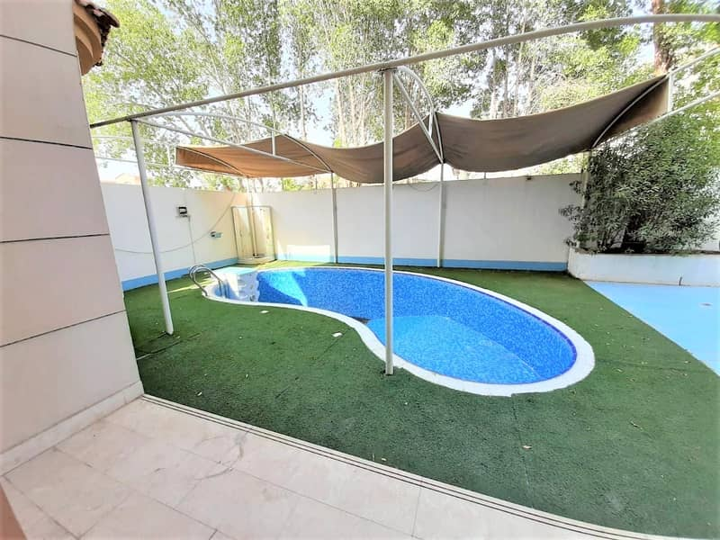 Make it your Home our Exclusive Apartment with Three Bedroom and Own Swimming Pool Area