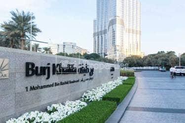 32 2BR+Study | Fountain View | Burj Khalifa