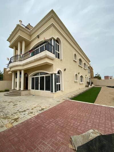 6 Bedroom Villa for Rent in Al Rawda, Ajman - Luxury 6 Bedroom Villa With Huge Garden in Rawdha Ajman