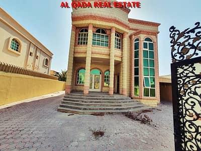 6 Bedroom Villa for Sale in Al Rawda, Ajman - Excellent villa 6 rooms  with electricity for sale in al rawada